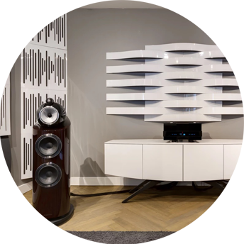 Interior Audio Installation